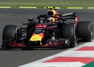 Red Bull inicia a toda velocidad
